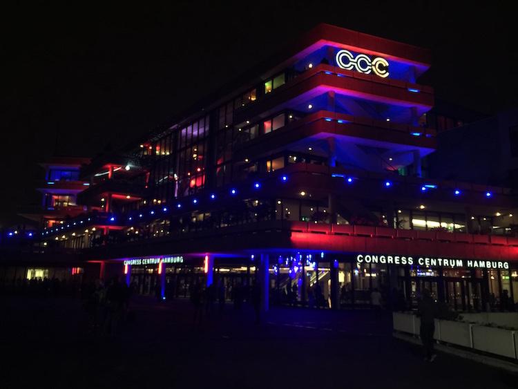 32C3 - Die Jahres-Konferenz vom CCC 2016 in Hamburg // CC BY 4.0 - kmpgn.de